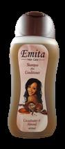 Emita Hair Care 400ml Shampoo + Conditioner w/ Cocoa Butter & Almond - $10.00