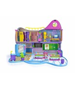 Pinypon Fashion House Playset Piny Institute of New York Boy Girl Toy NO... - $158.33
