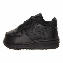 Boys' Toddler Nike Air Force 1 Low Casual Shoes Black 314194 009 - $70.59