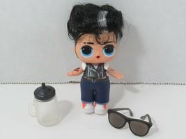LOL Surprise tough guy hair goals doll - $9.89