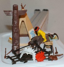 Playmobil Teepee Totem Pole + Other Accessories - $36.10