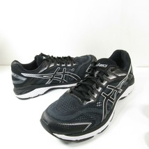 Asics GT 2000 7 Mens Sz 13 Extra Wide Black White Running Shoes Sneaker 1011A161 - $49.49