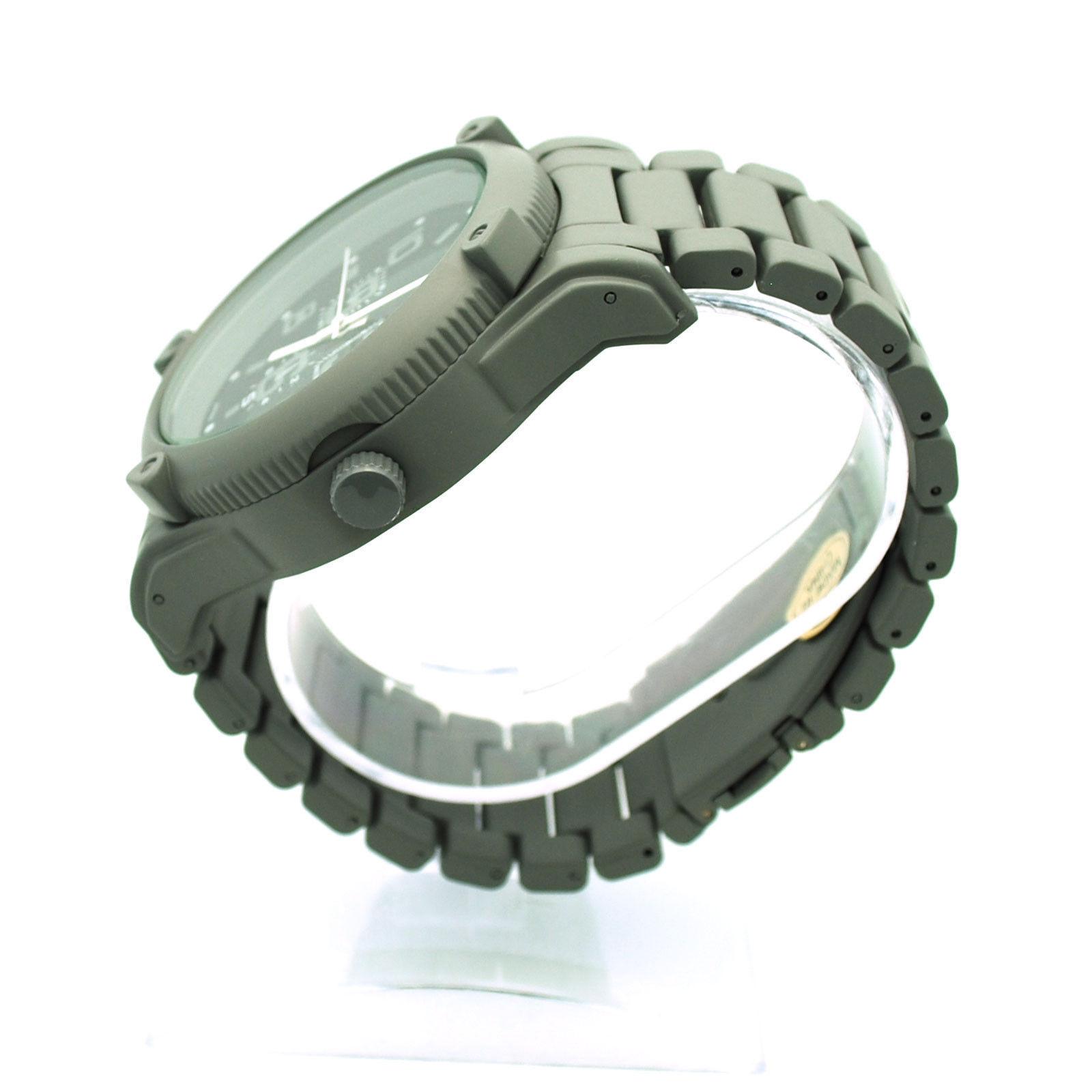 Geneva Mens Heavy Duty Plated Stainless Steel Metal Quartz Analog Wristwatch New