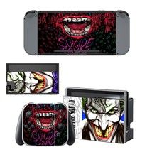 The joker vinyl decal for Nintendo switch console sticker skin - $15.00