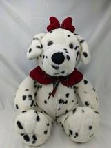 "Commonwealth Dalmatian Dog Plush 19"" 1996 Stuffed Animal Toy - $29.95"