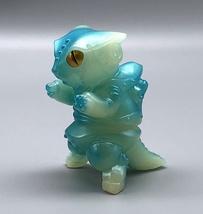Max Toy GID (Glow in Dark) Blue Mini Mecha Nekoron image 2