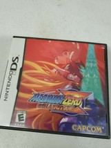 Nintendo DS Megaman Zero Collection CIB (dd) (g315) - $18.69