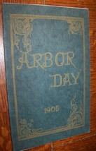 1905 ARBOR DAY SARATOGA NY HISTORY OF THE ROSE BOOK  NEW YORK STATE DEPT... - $9.89