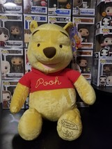 "Disney Winnie the Pooh Toys R Us Plush 23"" Inch 80 Years of Friendships ... - $34.24"