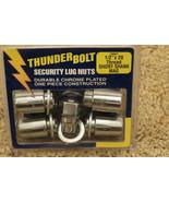 """Thunder Bolt Security Lug Nuts 1/2"""" x 20 Thread Short Shank Mag (19907) - $14.80"""