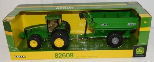 John Deere LP51303 Die Cast Metal Replica 8260R Tractor Grain Cart