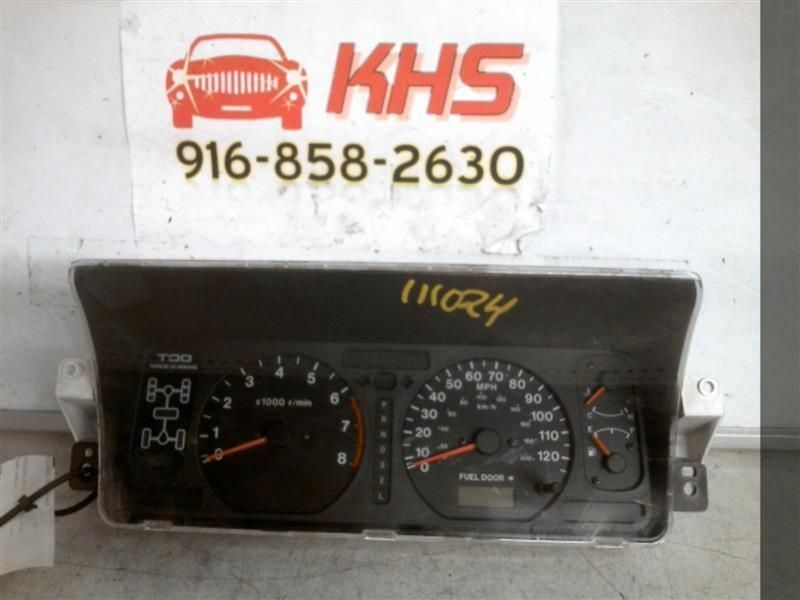 Primary image for Speedometer Cluster Fits 00-01 ISUZU TROOPER 234850