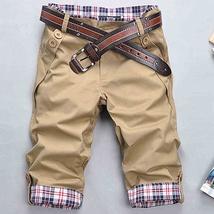 Men Summer Fashion Leisure Short Pants Causual Comfort High Quality Pants image 9