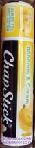 ChapStick BANANAS AND CREAM Moisturizing Lip Balm Gloss Limited Edition ... - $3.75