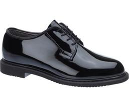 Bates 00731 Lites women's  Black High Gloss Oxford 6 EW - $59.39
