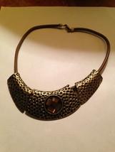 triple metal sliders necklace - $24.99