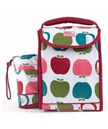 Penny Scallan Backpack Lunch Box - Juicy Apple - $11.87