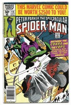 Bronze Age 1980 The Spectacular Spiderman Comic 46 from Marvel Comics  - $3.96