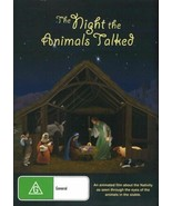THE NIGHT THE ANIMALS TALKED - NEW - DVD - $7.34
