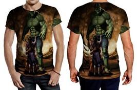 hulk painting art image Tee Men's - $22.99