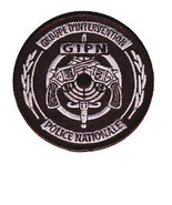 France Police Nationale GIPN Droupe d'Intervention French National Polic... - $9.99