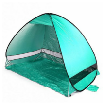 Tent Shade Quick Opening Practical Comfortable Water-resistant Lake Green - $34.99