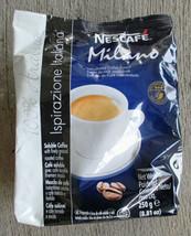 NESCAFE Milano Ispirazione Italiana Espresso Roast Coffee 250g BBD: 11 S... - $14.03
