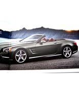 2013 mercedes sl 63 amg sl 550 owners sales brochure w231 sl class sl65 ... - $20.29