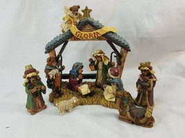 """Boyds Bearstone Collection """"Oh Holy Night"""" 2009 #4015619 with original b... - $74.95"""