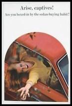 1966 Dodge Convertible Brochure Dart GT Polara Coronet - $13.91