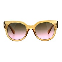 Womens Designer Fashion Sunglasses Square Translucent Color Frame UV 400 - $10.95