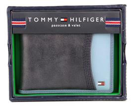 Tommy Hilfiger Men's Premium Leather Credit Card ID Wallet Passcase 31TL220014 image 14