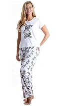 Dog Chihuahua pajama set with pants for women - $35.00