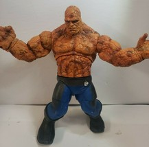 "2005 Toy Biz Marvel 12"" posable Ben Grimm Fantastic 4 THING ACTION Figure - $12.19"