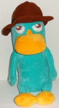 """HUGE DISNEY PHINEAS AND FERB PERRY PLATYPUS AGENT P 24"""" LARGE PLUSH BIG ... - $29.99"""