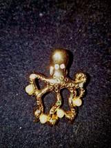 Women's Pin Avon Octopus (1992) - $14.84