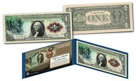 1869 George Washington Rainbow One-Dollar Banknote Hybrid New Modern $1 ... - $11.26