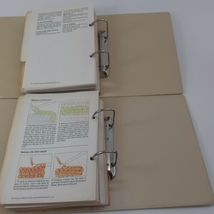 Set of 2 - Golden Quick 'N Easy Crocheting Pattern Books Binders with Contents image 9