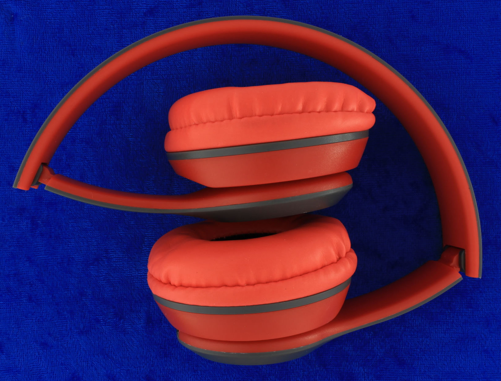 Headphone   p47   red   folded
