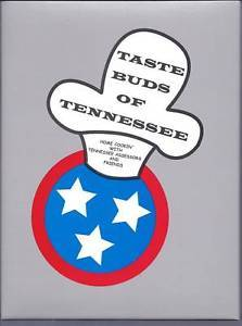 Primary image for Taste Buds of of Tennessee by Davidson County Assessor  2001 Cookbook