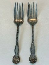 Antique and Rare American Sterling Co. Serving Forks 104 Grams - $199.00
