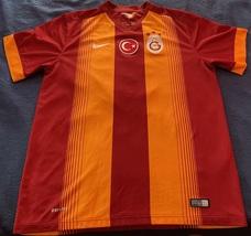 Galatasaray Soccer Jersey by Nike #10 Wesley Sneijder - $59.99
