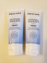 Lot of 2 Pravana Intense Therapy Treat Extra Healing Masque - 2.03 oz (T... - $15.99