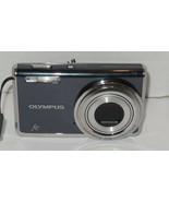 Olympus FE FE-5020 12.0MP Digital Camera Gray - $70.13