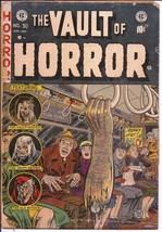EC Comics 1953 The Vault Of Horror #30 Classic Johnny Craig Cover - $149.95