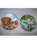 Avon Collector Plates Mid West/South Avon American Portraits - $12.95