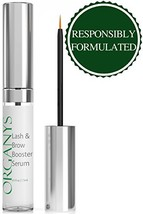 Organys Lash & Brow Booster Serum Gives You Longer Fuller Thicker Lookin... - $23.25