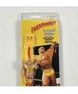 Vintage Hulk Hogan Watch 1991 Hulkamania WWF by Nelsonic TitanSports NOS - $37.99
