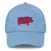 Pro pig hat / pig hat  / made in USA / Cotton Cap image 4