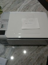 HP Photosmart C4385 All-In-One Inkjet Printer. Ink Holder is broken. Parts only  - $35.52